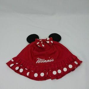 Disney Minnie Girls Floppy Hat